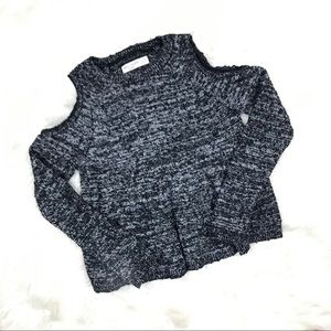 Abercrombie Kids Cold Shoulder Sweater size 9/10
